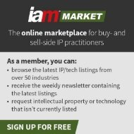 Buy & Sell Intellectual Property Online