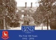 Centenary Book 3rd Draft