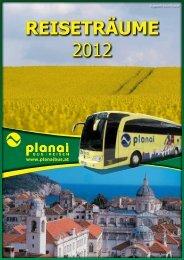 Reiseträume 2012 (PDF, 4084 KB) - Planai Bus
