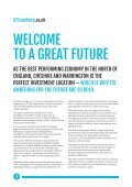 The Ultimate Guide to Investing in Cheshire & Warrington - Page 4