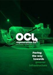 OCL Regeneration Brochure