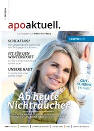 APOaktuell 01 Winter 2017