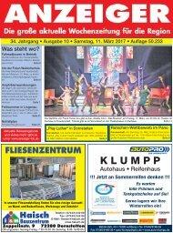 Anzeiger Ausgabe 10-17