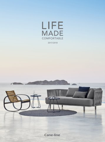 Cane - Line Outdoor Collections 2017