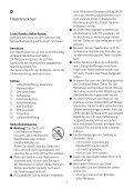 Severin HT 0112 Sèche-cheveux professionnel - Istruzioni d'uso - Page 6