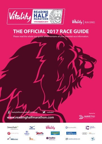 THE OFFICIAL 2017 RACE GUIDE