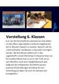 Jahresbericht Bluebox 2010/11 - Jugendtreff Landquart - Seite 6