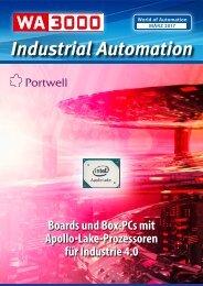 WA3000 Industrial Automation März 2017