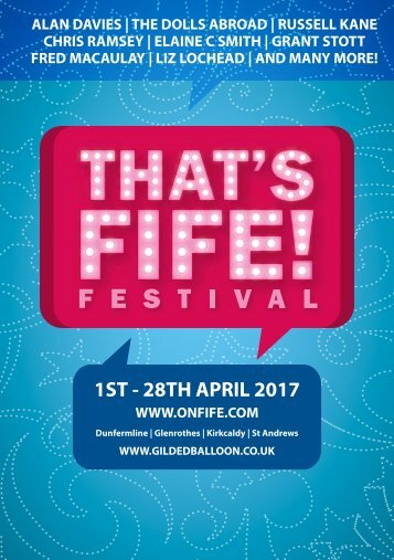 1ST - 28TH APRIL 2017