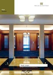 Tivoli, Luzern Case Neubau - Walde & Partner Immobilien