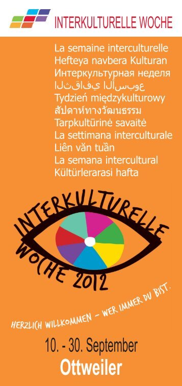 Ottweiler - Interkultureller Freundeskreis