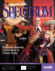 Business Awards Celebrated in Fiesta Style. - Cambridge Chamber ...