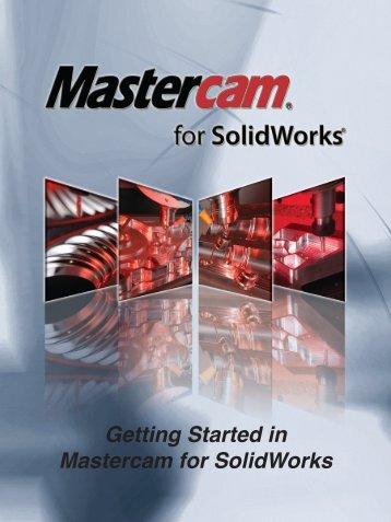 Installing Mastercam for SolidWorks - Mastercam-France