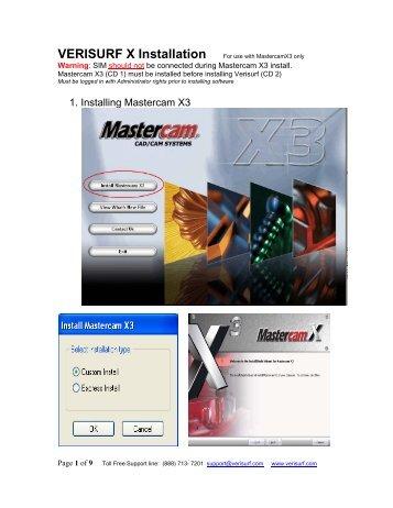 installation migration and updates from mastercam x5 to rh yumpu com Mastercam Drawings Mastercam Screen