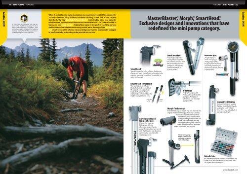 TOPEAK Mini Morph Tmm-1 Aluminum Floor Pump Silver 10.2/'/' 160Psi Bike