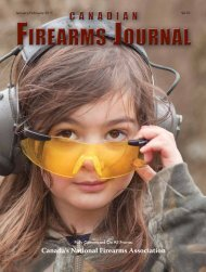 Canada's National Firearms Association - NFA, National Firearms ...