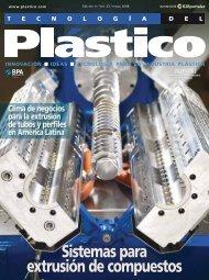 Sistemas para extrusión de compuestos - Plastico