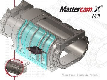 mastercam 3d toolpath tutorial pdf