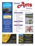 BrianBuckrell - Island Arts Magazine - Page 3