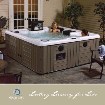 LastingLuxury forLess - Bluewater Pools and Spas