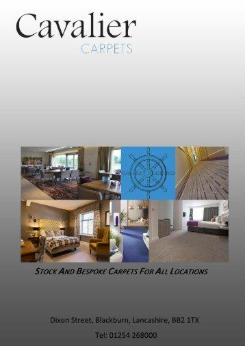 Cavalier Carpets Stock Ranges