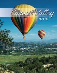Carmel Valley Book 2016