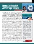 Edomex Josefina y PAN en tercer lugar electoral - Page 3