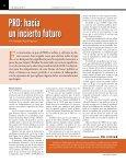 Edomex Josefina y PAN en tercer lugar electoral - Page 4