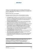 MasterCare Hospi Te volgen richtlijnen in geval ... - Delta Lloyd Life - Page 2