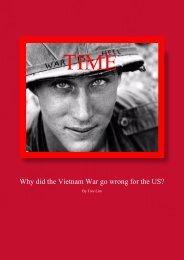 Vietnam War: 42 Years after