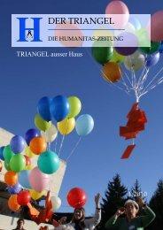 Die Humanitas-Zeitung 1/2010 - Alters- und Pflegeheim ...