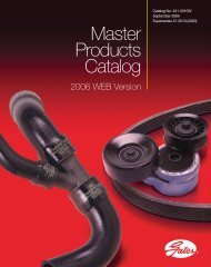 Master Products - Industrial Rubber Supply