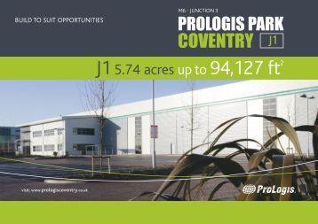 NEW J1 4pp copy - ProLogis Park Coventry