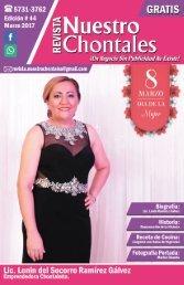 Revista Nuestro Chontales Marzo 2017