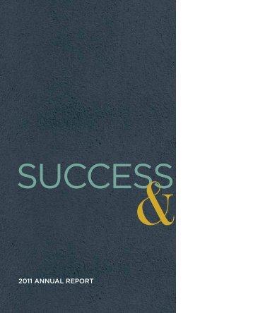 2011 ANNUAL REPORT - Minto