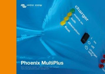 Phoenix MultiPlus Explained - Storebro Energy Systems