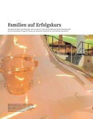 Familien auf Erfolgskurs - Gübau Spedition GmbH
