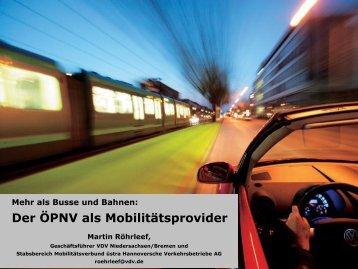 Der ÖPNV auf - VCD