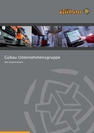 Broschüre downloaden - Gübau Spedition GmbH