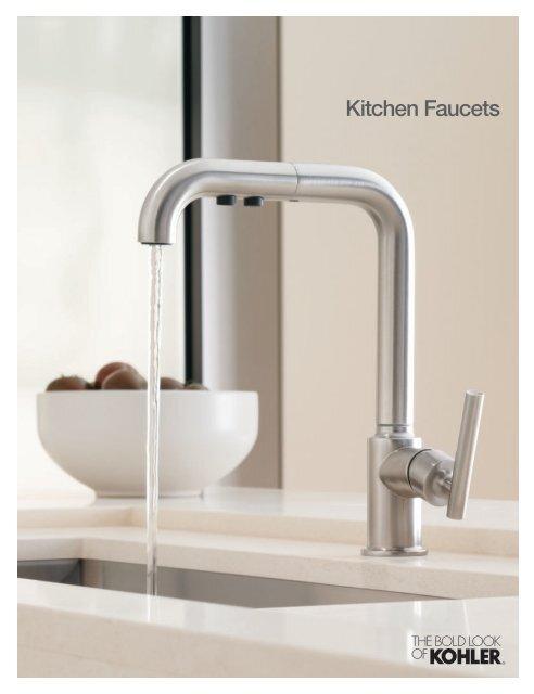 Kitchen Faucets Kohler