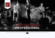 Light&Sound Professional Broschüre