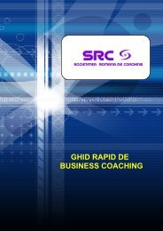 Ghid de Business Coaching - SRC