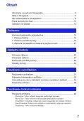 Sony MHS-PM5K - MHS-PM5K Consignes d'utilisation Slovaque - Page 7