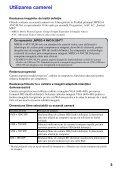 Sony MHS-PM5K - MHS-PM5K Consignes d'utilisation Roumain - Page 5