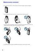 Sony MHS-PM5K - MHS-PM5K Consignes d'utilisation Roumain - Page 6