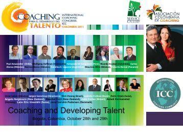Coaching and Developing Talent - International Coaching Community