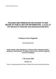 Apollo Literature Review - Australia and New Zealand - v1