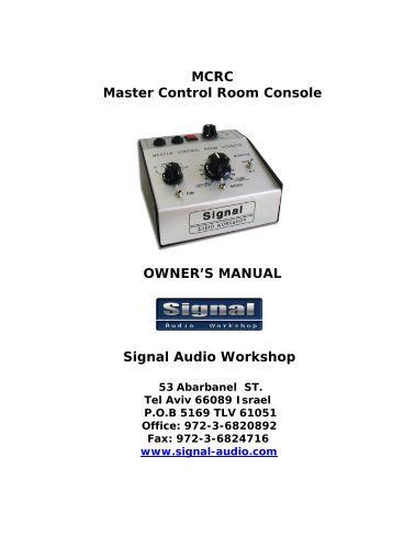 Etc 48 96 manual