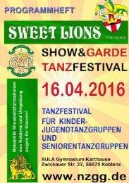 NZGG Showtanzfestival 2016