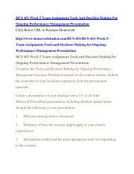 HCS 451 UOP Homework,HCS 451 UOP Assignment,UOP HCS 451 Entire Course,HCS 451 UOP Help